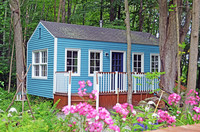 Charming caribean bleu studio